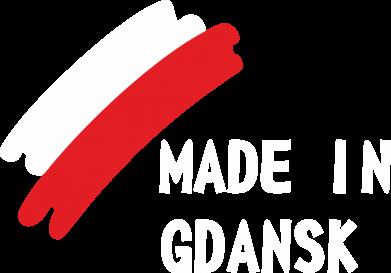 Print Bluza (raglan) Made in Gdansk - PrintSalon