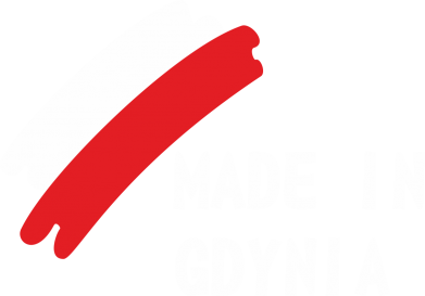 Print Damska bluza Made in Gdynia - PrintSalon