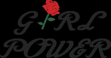 Print Etui na iPhone 11 Pro Max Girl power rose - PrintSalon