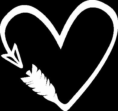 Print Sweatshirt Heart - PrintSalon
