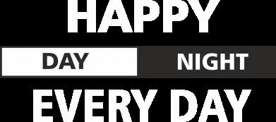 Print Koszulka Polo Happy every day - PrintSalon
