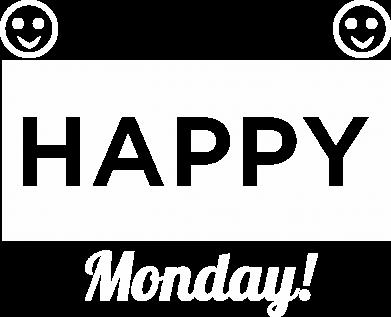 Print Koszulka Polo Happy Monday - PrintSalon