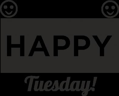 Print Etui na Xiaomi Mi6 Happy Tuesday - PrintSalon