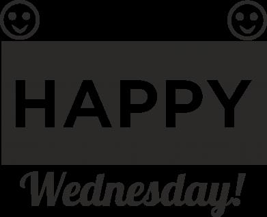 Print Etui na Xiaomi Mi6 Happy Wednesday - PrintSalon