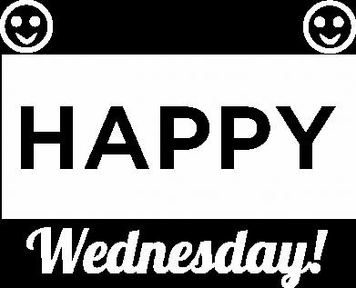 Print Koszulka Polo Happy Wednesday - PrintSalon