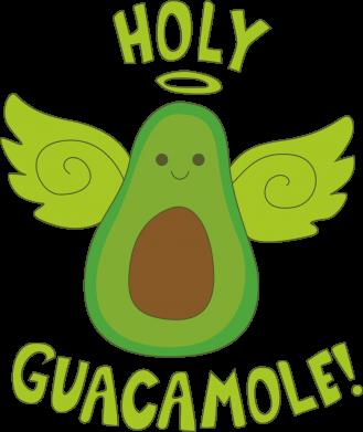 Print Etui na Xiaomi Mi6 Holy guacamole inscription - PrintSalon