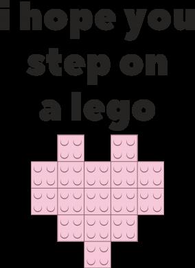Print Etui na iPhone 11 Pro Max I hope you step on a lego - PrintSalon