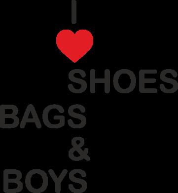 Print Etui na Xiaomi Mi6 I love shoes, bags, boys - PrintSalon