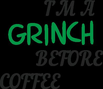 Print Sweatshirt GRINCH - PrintSalon