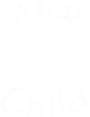 Print Koszulka Wild child - PrintSalon