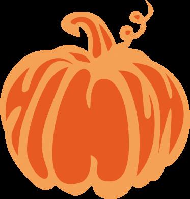 Print Bokserki męskie Orange pumpkin - PrintSalon