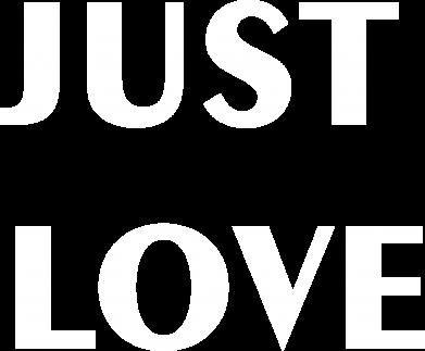 Print Bluza (raglan) Just love - PrintSalon