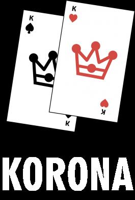 Print Męska bluza z kapturem Korona - PrintSalon