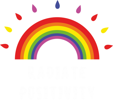 Print Damska koszulka polo Radiate positivity - PrintSalon