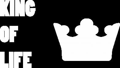 Print Plecak z przednią kieszenią King of life - PrintSalon