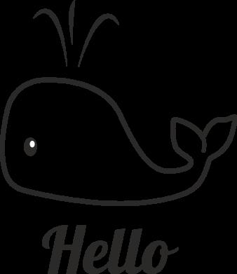 """Print Etui na Xiaomi Mi6 Napis: """"Hello"""" - PrintSalon"""