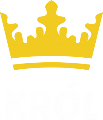 Print Plecak z przednią kieszenią Król - PrintSalon