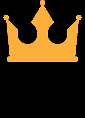 Print Kubek-kameleon Król imprezy - PrintSalon