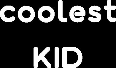 Print Plecak z przednią kieszenią Coolest kid - PrintSalon