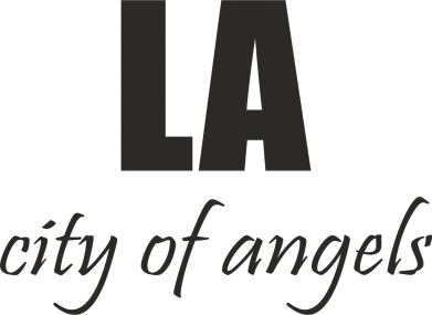 Print Phone case for Samsung S10 LA city of angels - PrintSalon
