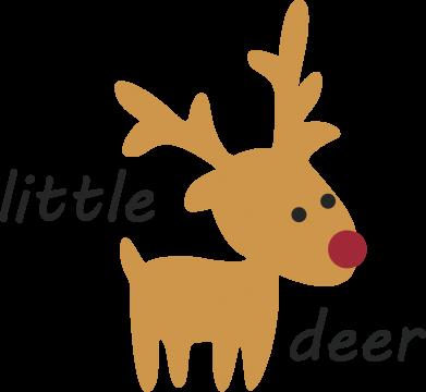 Print Etui na iPhone 11 Pro Max Little deer - PrintSalon