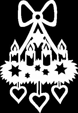 Print Damska koszulka polo Świecznik - PrintSalon