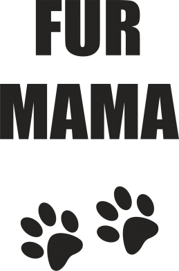 Print Etui na Xiaomi Mi6 Fur mama - PrintSalon