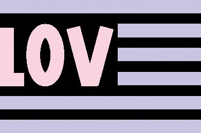 Print Plecak z przednią kieszenią Lov - PrintSalon