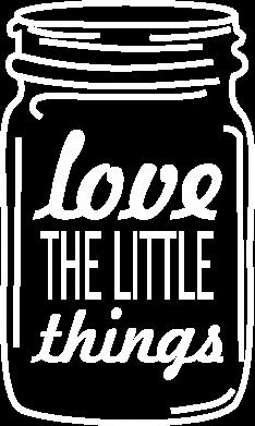 Print Damska koszulka polo Love the little things - PrintSalon