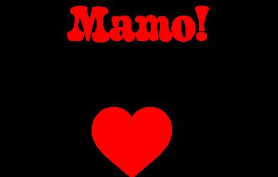 Print Etui na Xiaomi Mi6 Mamo! Dobrze, że jesteś - PrintSalon
