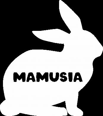 Print Notes Mamusia - królik - PrintSalon