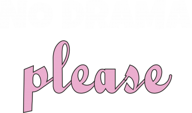 Print Bokserki męskie No drama please - PrintSalon