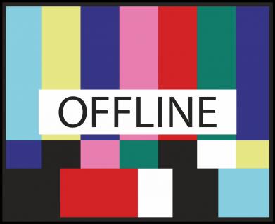 Print Bokserki męskie Offline - PrintSalon