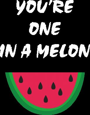 Print Bokserki męskie You're one in a melon - PrintSalon