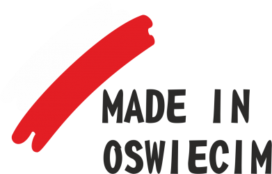 Print Baby bodysuit Made in Oswiecim - PrintSalon