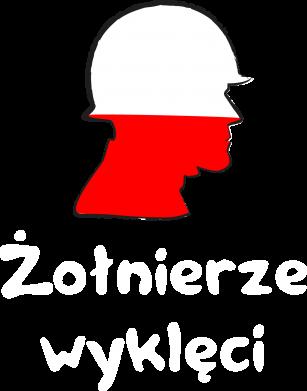 Print Notes Żołnierze wyklęci - flaga Polski - PrintSalon