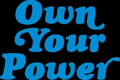 Print Bluza (raglan) Own your power - PrintSalon