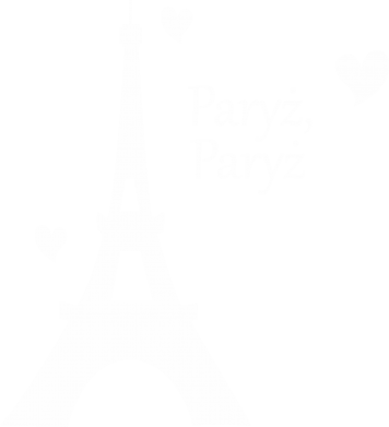 Print Damska bluza Paryż, Paryż - PrintSalon
