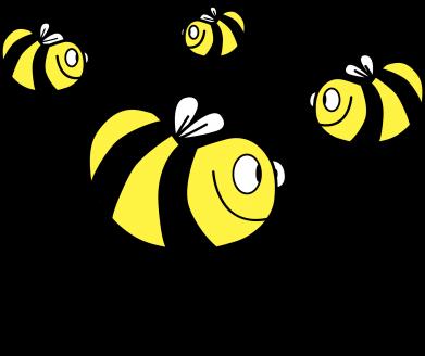 Print Etui na Xiaomi Mi6 Dziwne pszczoły - PrintSalon