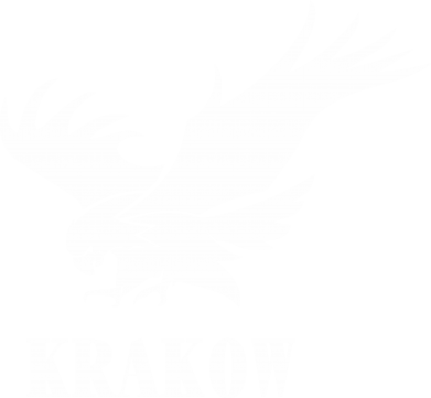 Print Bokserki męskie Krakow eagle - PrintSalon