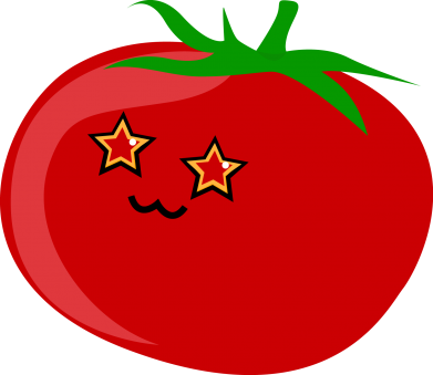 Print Sweatshirt Tomato - PrintSalon