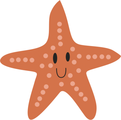 Print Bokserki męskie Starfish - PrintSalon