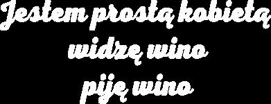 Print Sweatshirt I am a simple woman - I see wine, I drink wine - PrintSalon