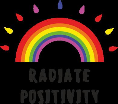 Print Etui na iPhone 11 Pro Max Radiate positivity - PrintSalon