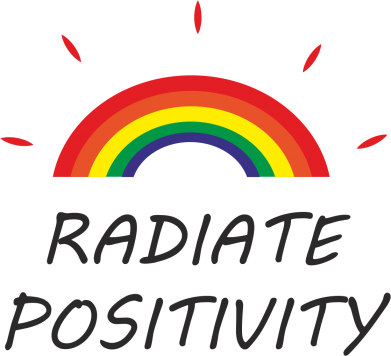 Print Etui na Xiaomi Mi6 Napis: radiate positivity - PrintSalon