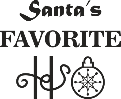 Print Etui na iPhone 11 Santa's favorite HO - PrintSalon