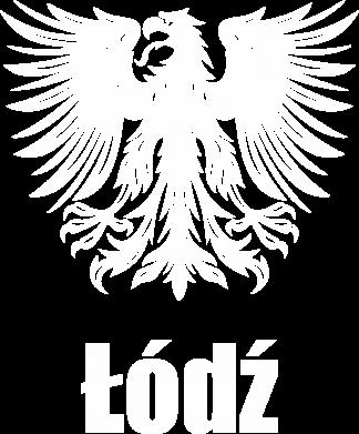 Print Męska bluza z kapturem Łódź - PrintSalon