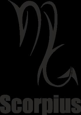 Print Koszulka Polo Symbol Skorpiona - PrintSalon