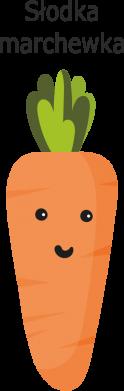 Print Phone case for Samsung S10 Sweet carrot - PrintSalon