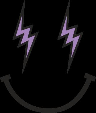 Print Etui na Xiaomi Mi6 Lightning smile - PrintSalon